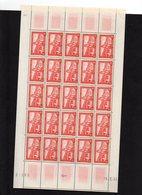 Algerie 326 En Feuille De25 Neuf Sans Charniere Tres Beau - Algérie (1924-1962)