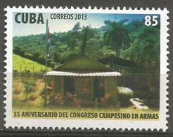 Cuba 2013 Farmer Summit 1v MNH - Agricultura