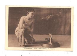 Birmanie-Jeune Carian Charmeur De Serpents--(C.5035) - Myanmar (Burma)