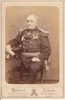 Photo Ancienne Militaria - 19 ème Siècle - Portrait Général TRIPIER - Photographe: Appert à Paris - Foto's