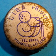 CAPSULE C.I.B.A. FRIULI TEL. 96006 FIUMICELLO ( UD ) - Capsules