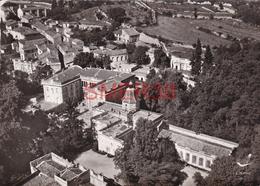 30 - En Avion Au Dessus De VEZENOBRES - Le Chateau - Autres Communes