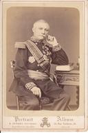 Belle Photo Ancienne Militaria - 19 ème Siècle - Portrait Général POURCET- Photographe: APPERT à Paris - Foto's