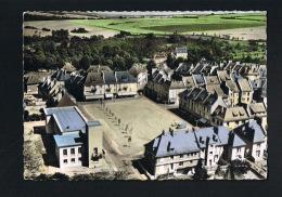 En Avion Au Dessus De THURY-HARCOURT - Calvados - Edit LAPIE - Voyagée 1967  Paypal Sans Frais - Thury Harcourt