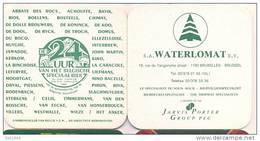 #Z02-215 Viltje Waterlomat - Sous-bocks