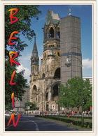 Berlin - Kaiser Wilhelm Gedächtniskirche - Mitte