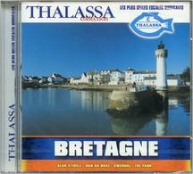 """CD NEUF - THALASSA - BRETAGNE - V.A. """" 18 Titres """" - World Music"""