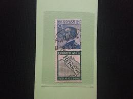 REGNO - Pubblicitari N.7 Timbrato + Spese Postali - 1900-44 Vittorio Emanuele III