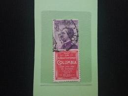 REGNO - Pubblicitari N.11 Timbrato + Spese Postali - 1900-44 Vittorio Emanuele III