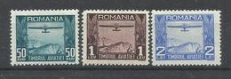 RUMANIA YVERT AEREO  11/13   MNH  ** - Aéreo