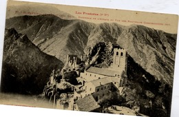 66 SAINT-MARTIN-DU-CANIGOU - Ensemble De L'Abbaye Et Vue Des Nouvelles Constructions 1905 - Francia