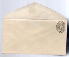 Geuz. # 10 Surcharge  10 Cents On 12½ Cents Mint (Ex-28) - Nederlands-Indië