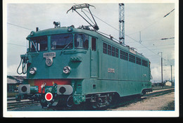 Locomotive Type BB 16.500 - Trains