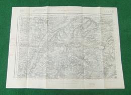 Carte De L'Institut Géographique De L'Armée - Gannat - N° 157 - Landkarten