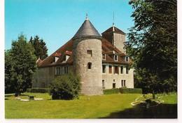 Maisod: Le Château Du Milieu Du 18è Siècle - Carte Neuve - Cliché J.Cuaz, Lavans Les St Claude - - France