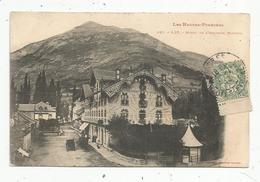 Cp , 65 , LUZ , Hotel De L'UNIVERS , Payotte , Voyagée 1910 - Hotels & Restaurants
