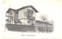 FR66 CERET - Roque - Chateau Bel Air - Ceret