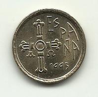1993 - Spagna 5 Pesetas - Asturias, - [ 5] 1949-… : Regno