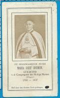Relic   Reliquia   Maria Josef    Caudrin - Images Religieuses