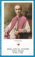 Relic   Reliquia   Mons.   Luigi M. Olivares - Images Religieuses