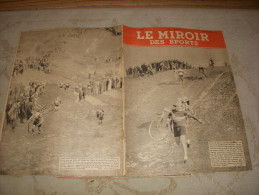 MIROIR Des SPORTS 40 12.01.1942 CYCLO CROSS MONTREUIL OUBRON SKI Emile ALLAIS - Sport