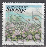 SWEDEN     SCOTT NO. 2744 A    USED      YEAR   2015 - Sweden