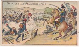 Chromo/image - Pastilles Salmon - Bataille De Fleurus 1794 - Altri