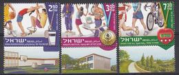 ISRAËL - Stanley Gibbons - 2007 - Nr 1827/29 - MNH** - Israel