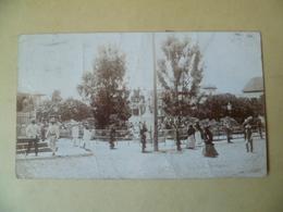 Superbe Carte-photo. Cachet De La Poste De 1910 - Honduras