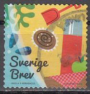 SWEDEN     SCOTT NO. 2777 E   USED      YEAR   2016 - Suecia