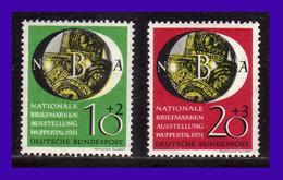 1951 - Alemania - Sc. B 318 - B 319 - MNH - V. Catalogo 90 € - AL-182 - 04 - [6] República Democrática