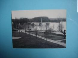 PHOTOGRAPHIE POISSY  -  78  -  La Seine  -  1966   - 7,5 X 10,5 Cms - Yvelines - Poissy
