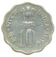 [NC] INDIA - 50 PAISE 1974 - FAO - Planned Families - India