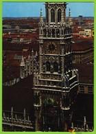 Voyo  BAVARIA MUENCHEN Rathausturm Nicht Gelaufen   1970s Guter Zustand - München