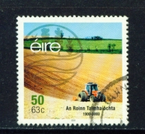 IRELAND  -  2000  Agriculture  50c  Used As Scan - 1949-... Republic Of Ireland