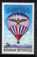 AUTRICHE 2001, AERO-CLUB, BALLON MONTE, 1 Valeur, Neuf** / Mint**. R1358 - Luchtballons