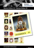 A Österreich 2010 Mi Xx Mnh Uhrenmuseum - Österreich