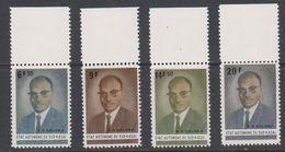 South Kasai 1961 Kalonji 4v (+margin) ** Mnh (38938) - Zuid-Kasaï