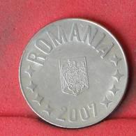 ROMANIA 10 BANI 2007 -    KM# 191 - (Nº23131) - Roumanie