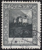Liechtenstein    .    Yvert     .      103          .        O     .      Gebraucht - Liechtenstein