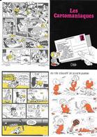CPM. Les Cartomaniaques . 33 Cartes N°44/1000 - Other Illustrators