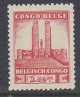Belgisch Congo 1941 Monument Koning Albert I Te Leopoldstad 10Fr  1w ** Mnh (38938C) - Belgisch-Kongo