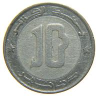 [NC] ALGERIA - 10 DINARS - 2002 - BIMETALLIC COIN - Algeria