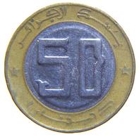 [NC] ALGERIA - 50 DINARS - 1996 - BIMETALLIC COIN - Algeria