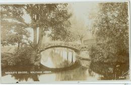 Waltham Abbey 1911; Harold's Bridge - Circulated. (editor?) - Altri