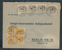 Infla Super Firmen Beleg..... November 1923 (ze8524 )  Siehe Scan Vergrößert - Deutschland