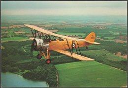 Avro Type 621 Tutor In Flight - Charles Skilton Postcard - 1919-1938: Between Wars