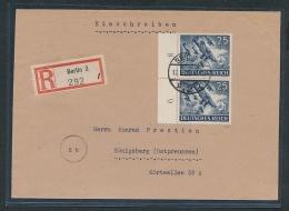 D.-Reich   Beleg ....   (oo2309 )  Siehe Scan Vergrößert - Allemagne