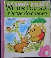 Walt Disney - Winnie L'Ourson N'a Pas De Chance - Les Albums Roses - Hachette - ( 1980 ) . - Books, Magazines, Comics
