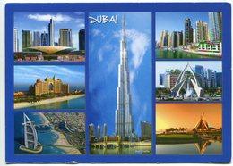 CP-Dubaï- Burj Khalifa Et Autres Vues - Dubai